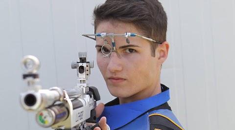 A pisztolyos Major Veronika és a puskás Péni István is a világranglista élén