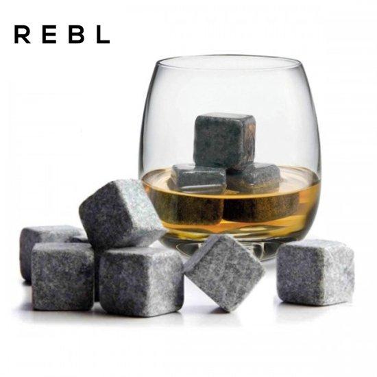 REBL Whiskey Stones