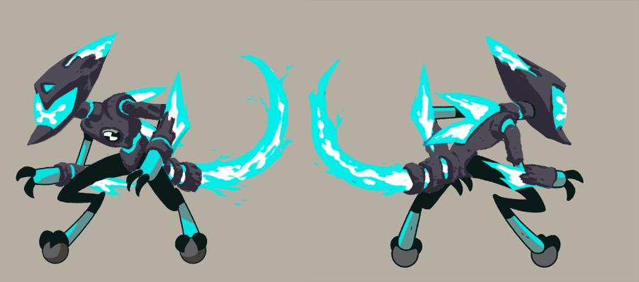 concept art for omni enhanced xlr8 and gax