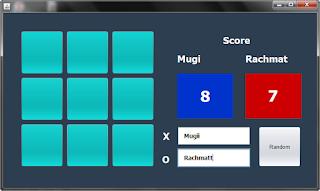 Membuat Game Tic Tac Toe dengan Java Netbeans