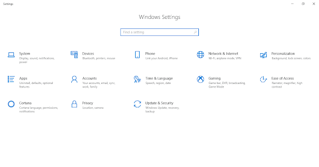 18 Ways to Open Windows Settings in Windows 10