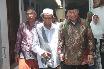 Di Jatim, Ketum PPP Humprey Djemat Minta Dukungan Ulama untuk Caleg PPP dan Prabowo-Sandi