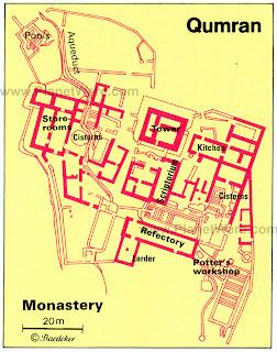 Qumran Map Iisus A Fost Get?