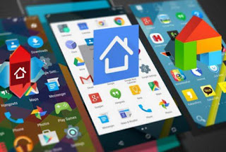 Launcher android terbaik