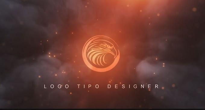 Logo Tipo Designer Editavel #19 INTRODUÇÃO PARA YOUTUBER Gratis SETEMBRO 2018 Sony Vegas Pro