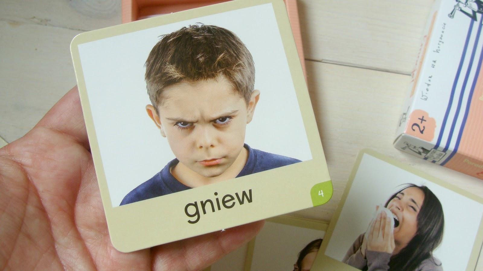 Emocje - jak pomóc dziecku nauczyć się je rozpoznawać, akceptować i radzić sobie z nimi?