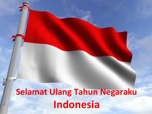 Puisi Tentang Hari Kemerdekaan Indonesia 17 Agustus 1945 Terbaru