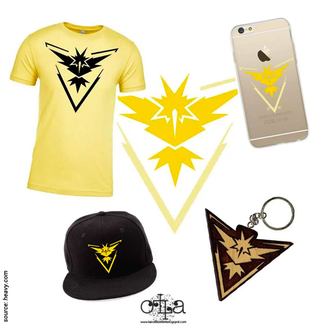 Demam Pokemon Go Merchandise