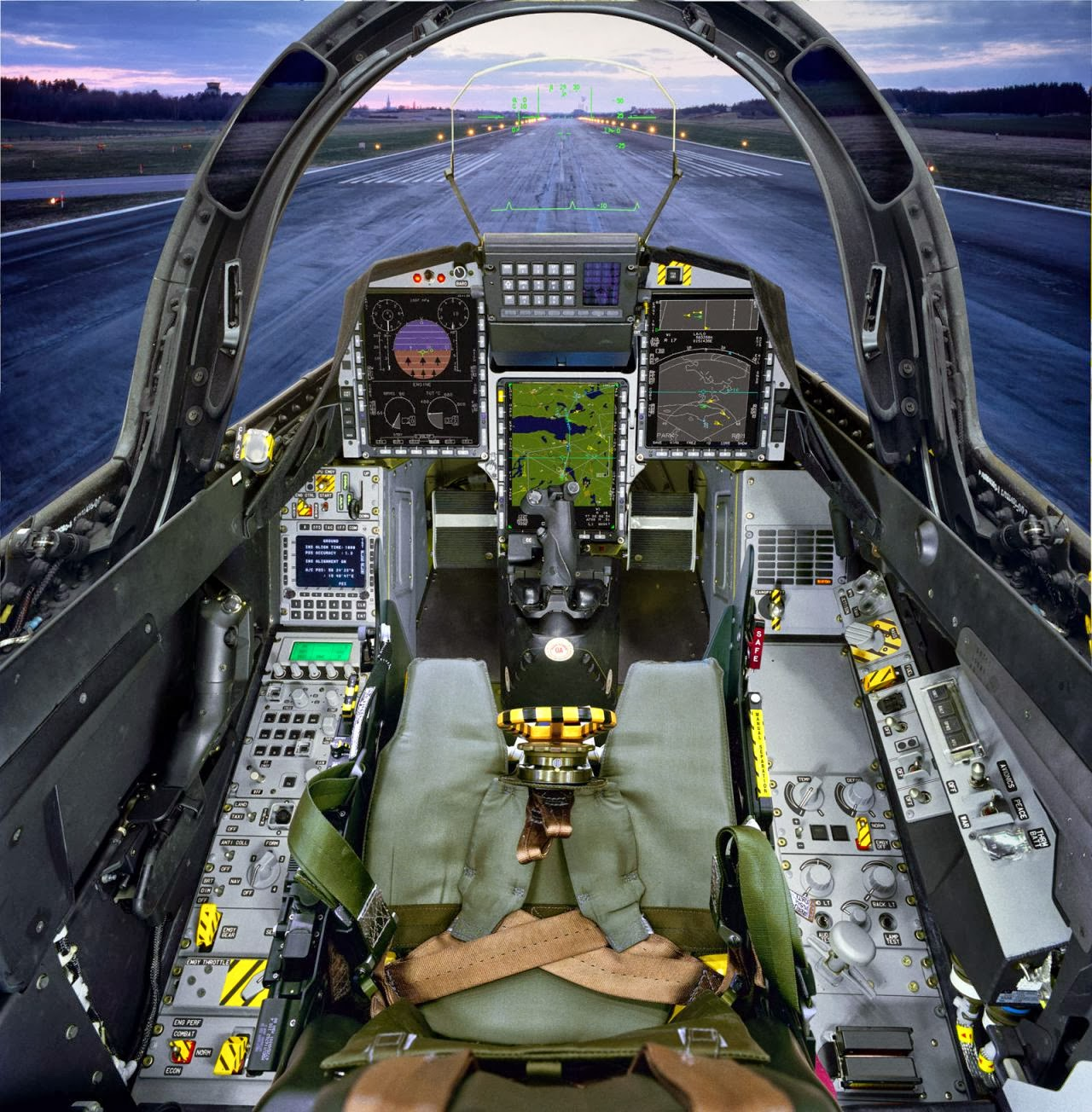 Jet Fighter Cockpit Pictures 85