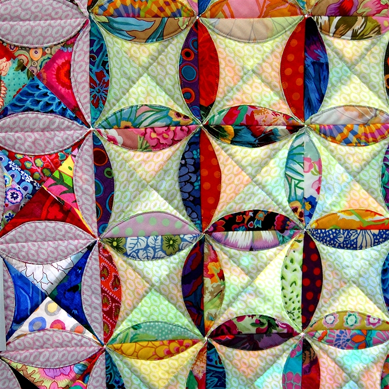 Capadia Designs Quilt Show Part Two