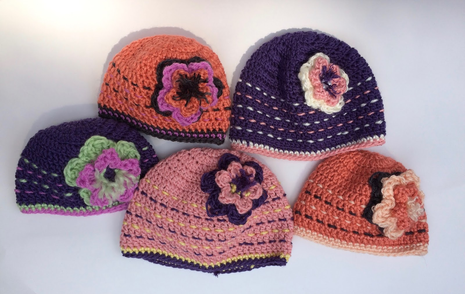 Crochet Pattern Testers : Olenas Crafts: Pattern Testers Wanted - New Crochet Hat ...