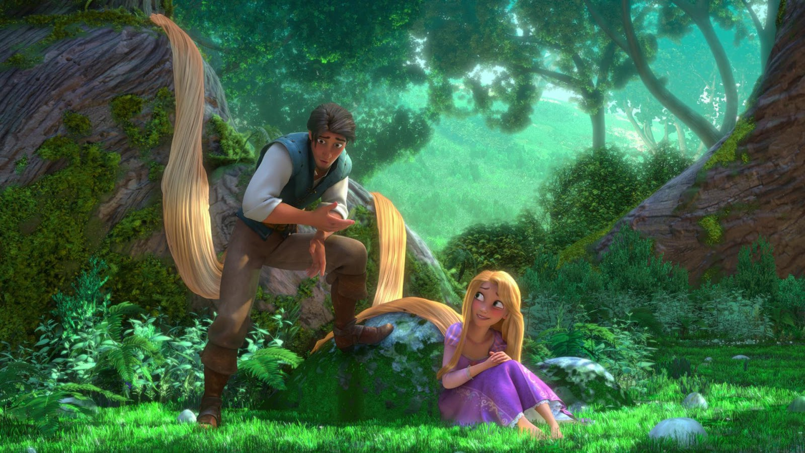 Tangled | HD Wallpapers (High Definition) | Free Background