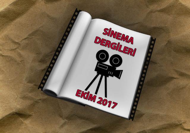 Ekim 2017 Sinema Dergileri