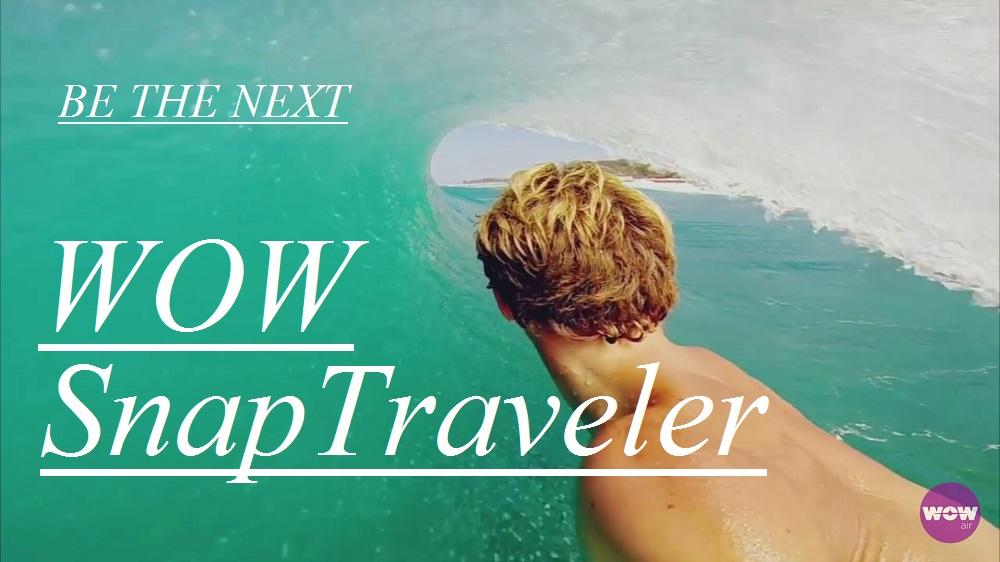 Snapchat travel, win free travel