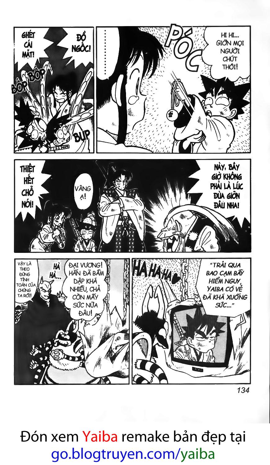 Yaiba chap 57 trang 7