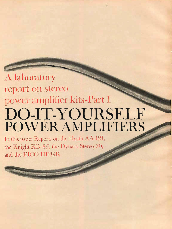 retro vintage modern hi-fi: A Laboratory Report On Stereo