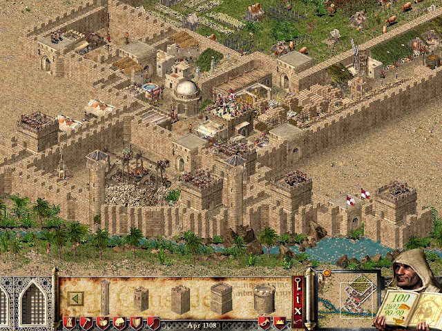 Stronghold Crusader HD Free Download Full Version Gameplay