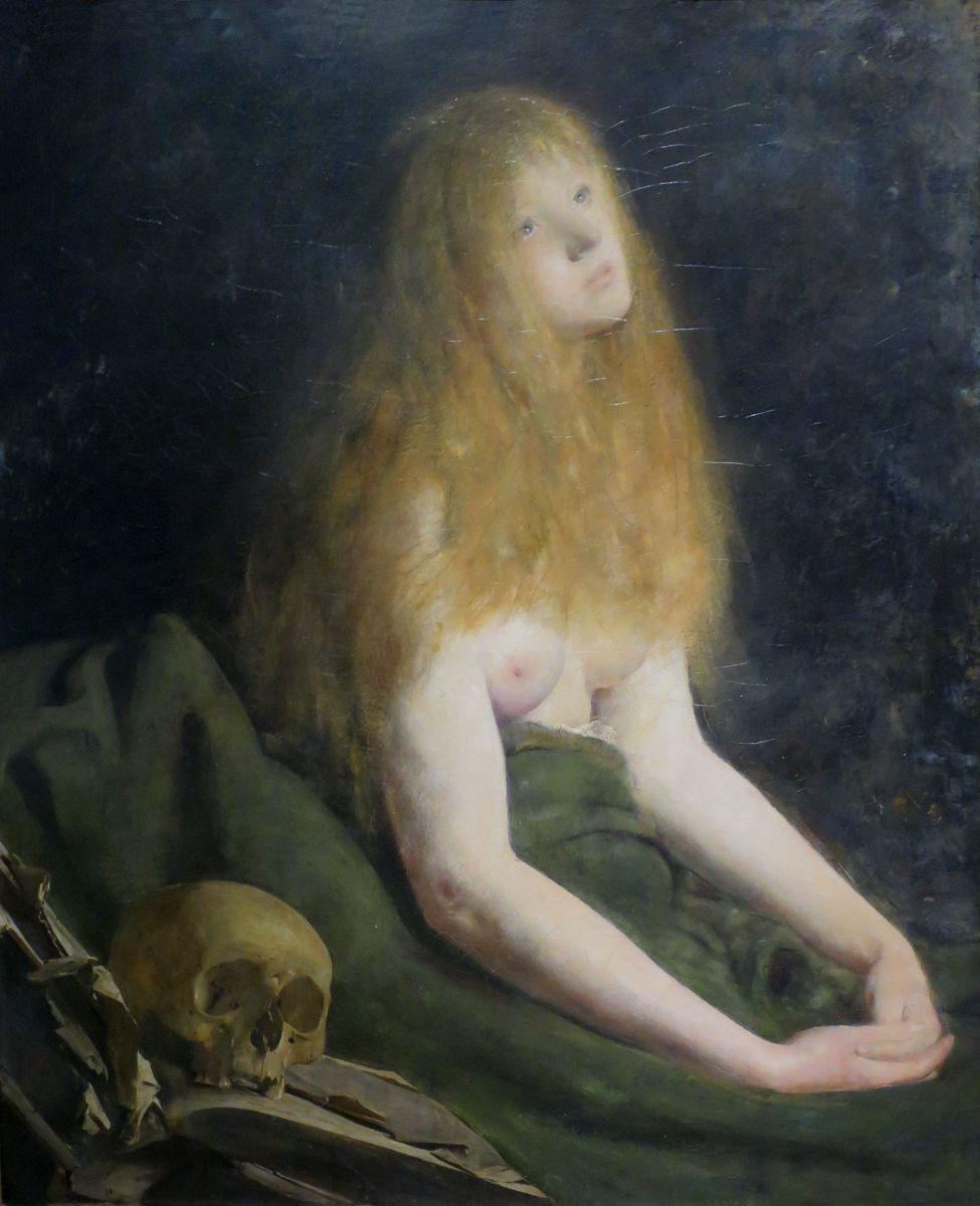 Hans Heyerdahl The Penitent Magdalene