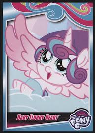 MLP Flurry Heart Series 4 Trading Card