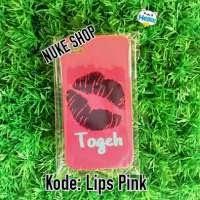 Hardcase Handphone Lips Pink