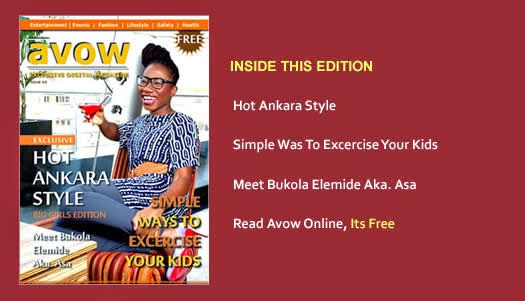 Avow Exclusive Digital Magazine Issue 10