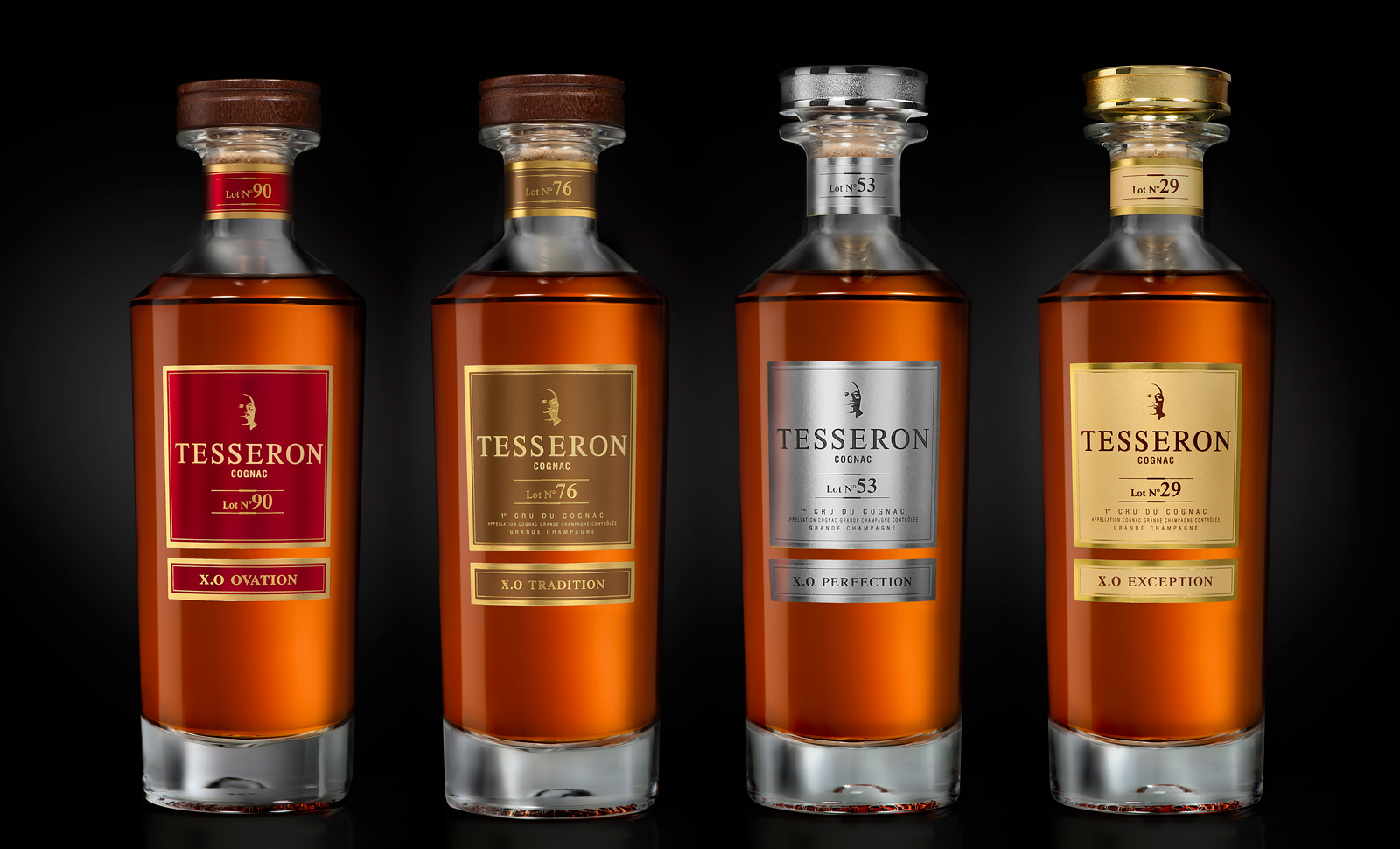 Image result for Tesseron Cognac Lot No. 90 XO Ovation