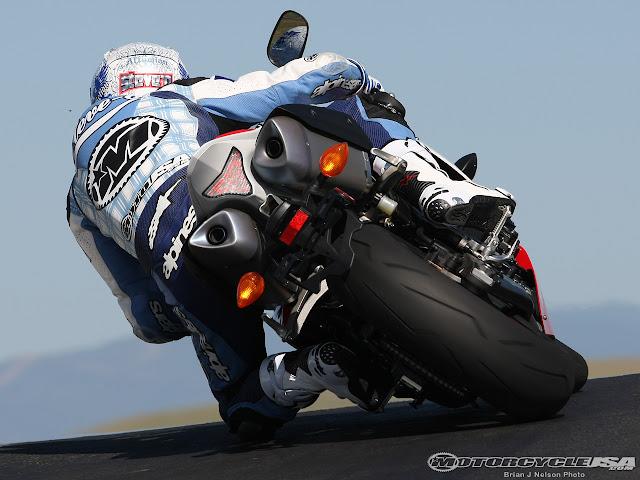 Yamaha YZF-R1 1st gear top speed
