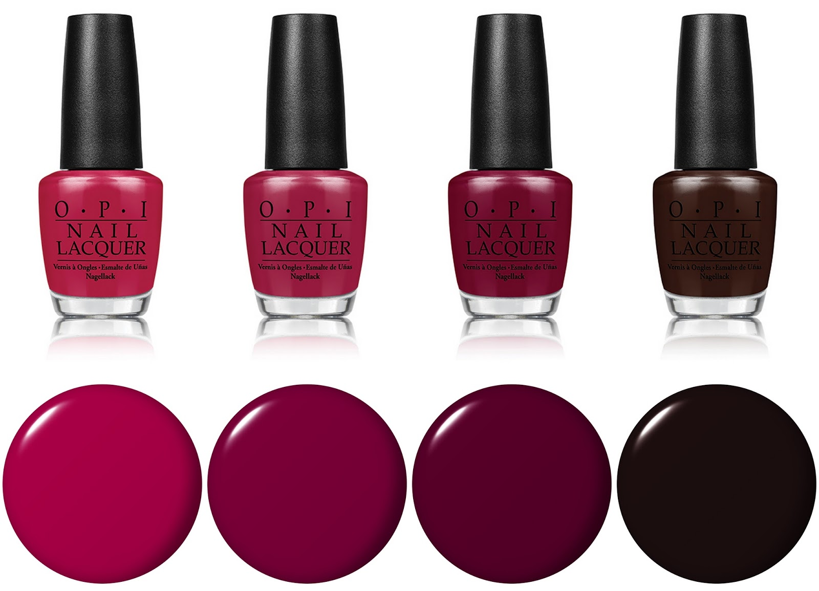 Opi Launches The Washington Dc Collection For Fall Winter