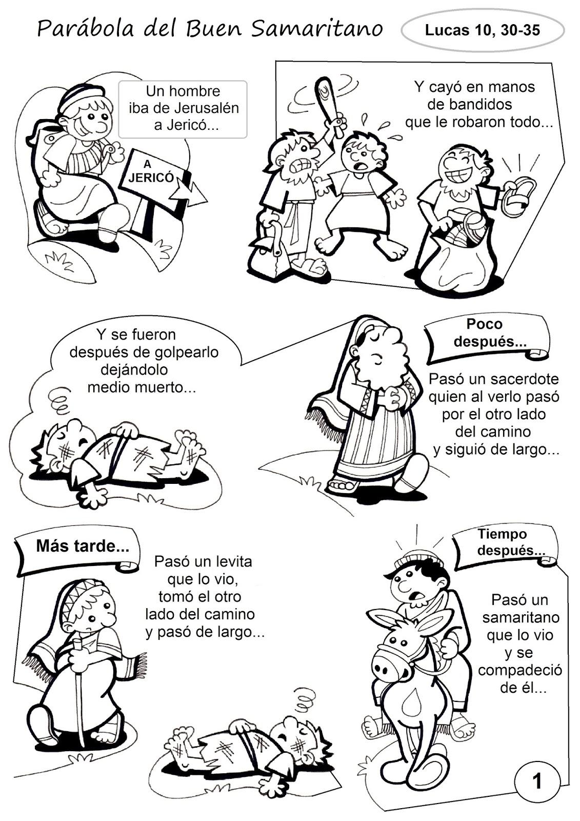 Sgblogosfera Amigos De Jesus El Buen Samaritano Otra