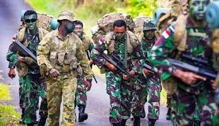 TNI AD dan AD Australia