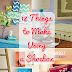 18 DIY Things to Make Using a Shoebox