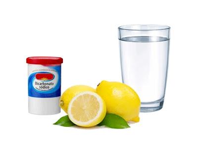 Adelgazar con bicarbonato limon
