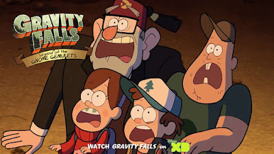 Gravity Falls Legend of the Genome Gemulets 3DS CIA EUR