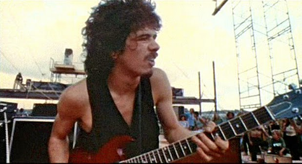 My Kingdom for a Melody: Santana - Evil ways (Live at Woodstock ...