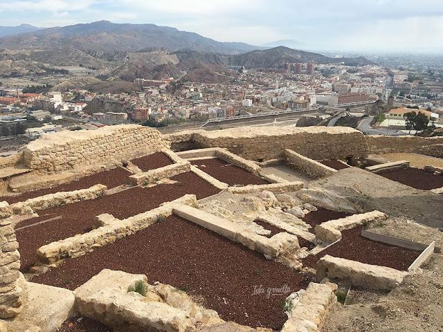 Lugares sorprendentes 2016 Lorca