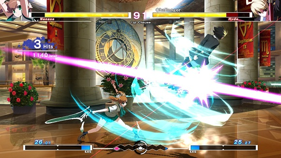 UNDER NIGHT IN-BIRTH Exe:Late (USA) PC Screenshots #3