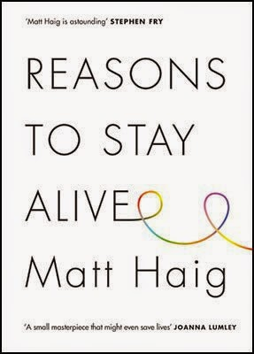 Reasons to Stay Alive Matt Haig