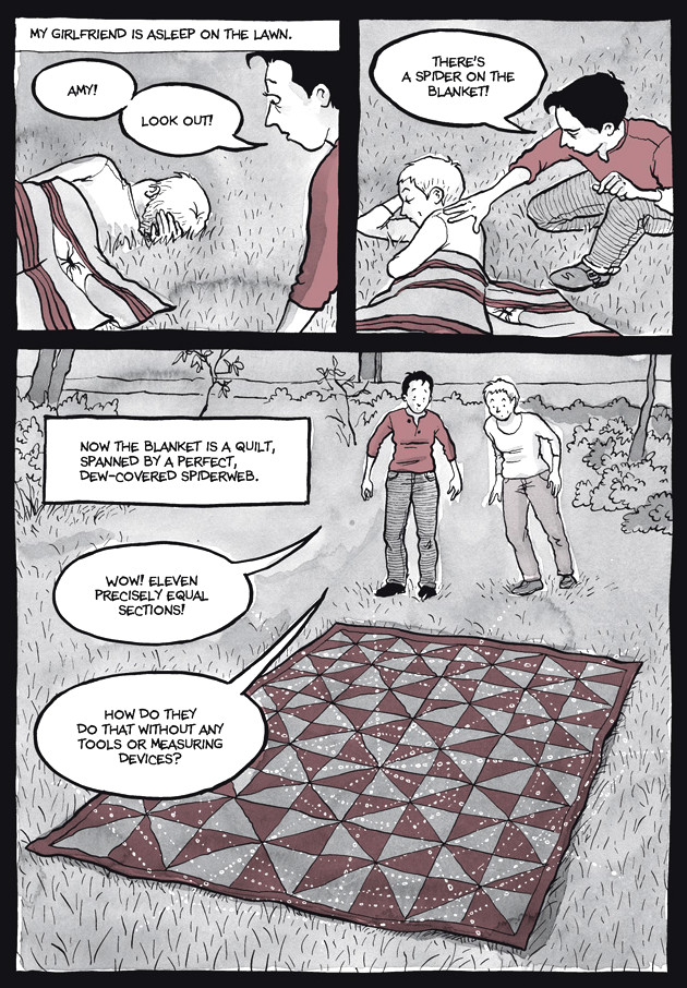 Page 2, Chapter 2: Transitional Objects from Alison Bechdel's graphic novel Are You My Mother