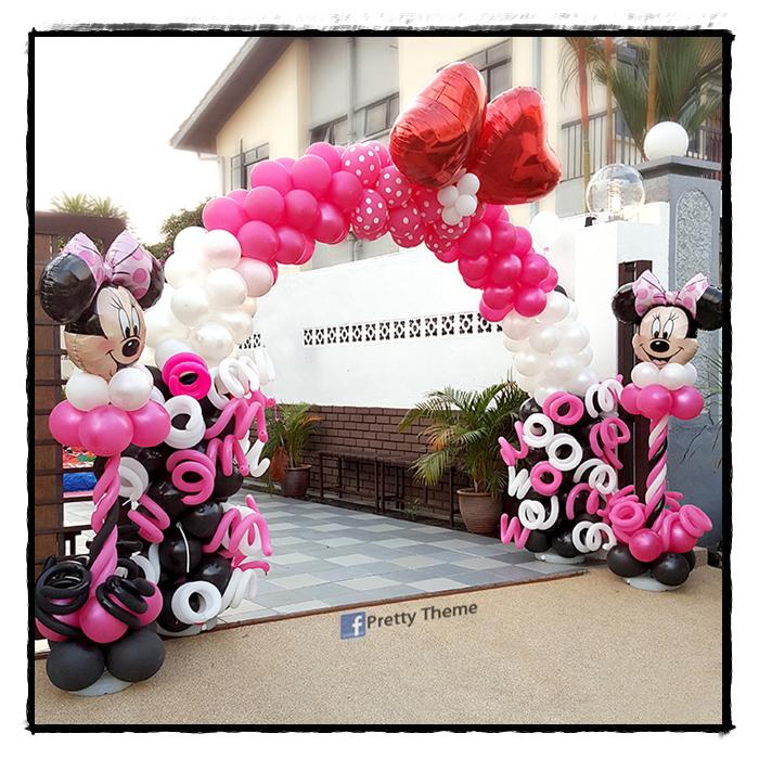 Pretty Theme Event Planner Candy Buffet Portfolio