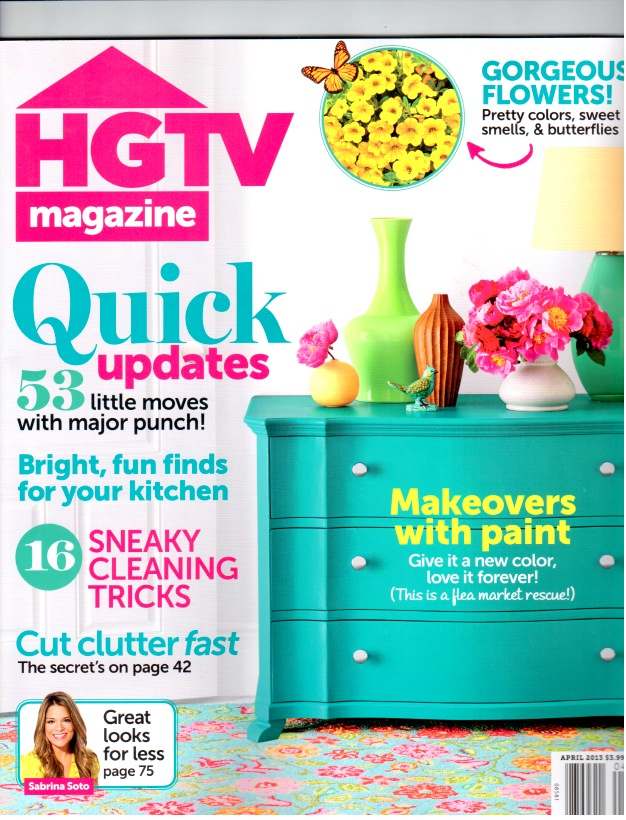 HGTV Magazine Kitchen Remodel