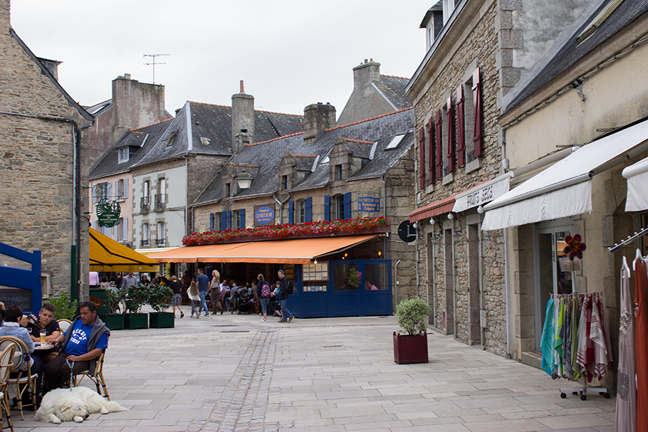 concarneau ville close