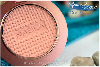 Blossom Blush CORALIA- MERMAID COLLECTION - NABLA COSMETICS