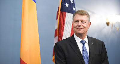 Klaus Iohannis, Egyesült Államok, Washington, Egyesült Államok Kongresszus, állami kitüntetés,