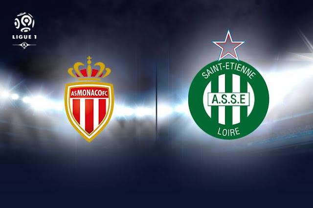 Saint-Etienne vs Monaco Full Match & Highlights 15 December 2017