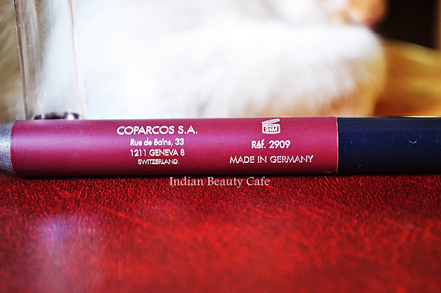 Chambor Extreme Matte Long Wear Lip Colour Claims