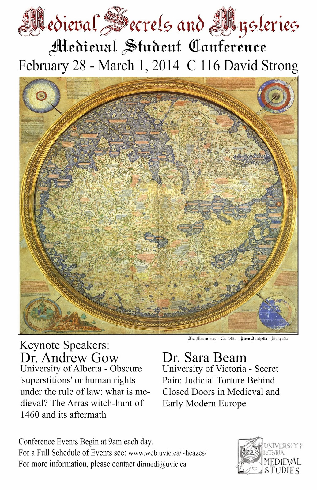 Medieval Studies Newsletter: Florilegium