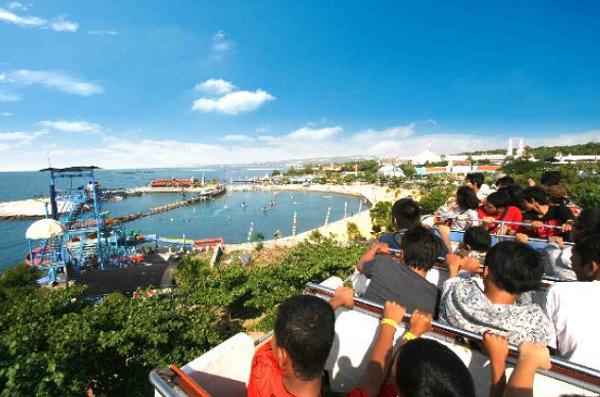 Harga Tiket Masuk WBL Terbaru Bulan ini, Wisata Bahari Lamongan