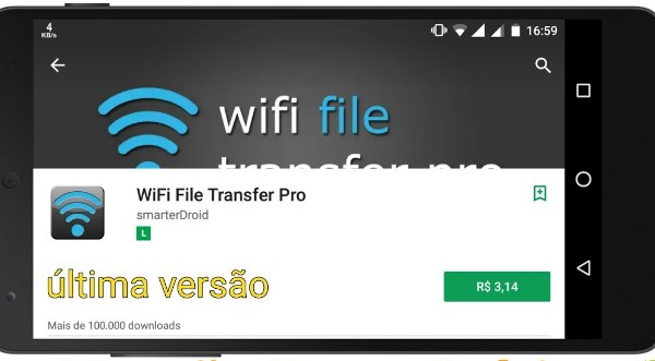 WiFi File Transfer Free Download on Android App