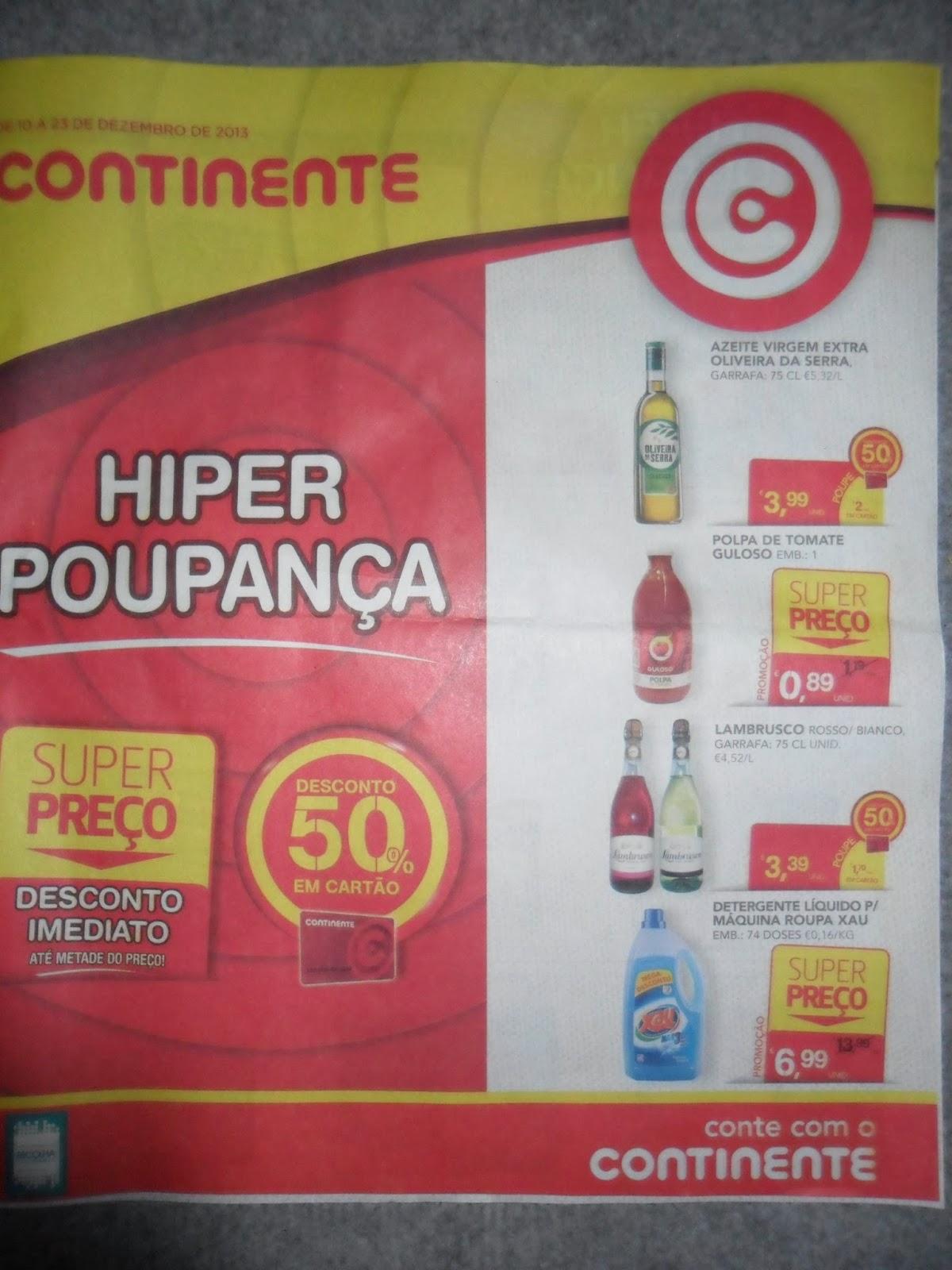 Folheto Continente Modelo - HiperPoupança Super Preço - de 10 a 23 de  Dezembro de 2013 (Açores) 9ae2e83f01