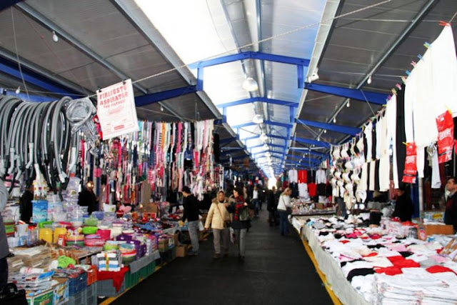 بازار يشيل كوى (سوق الأربعاء)